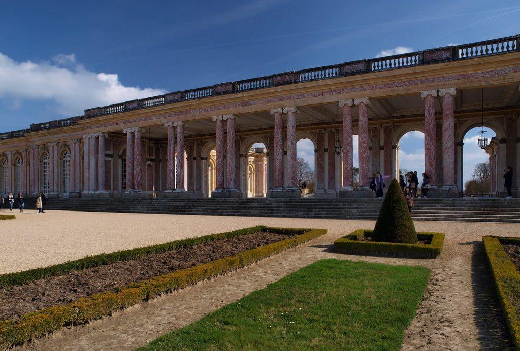 Visiter chateau de Versailles Grand Trianon