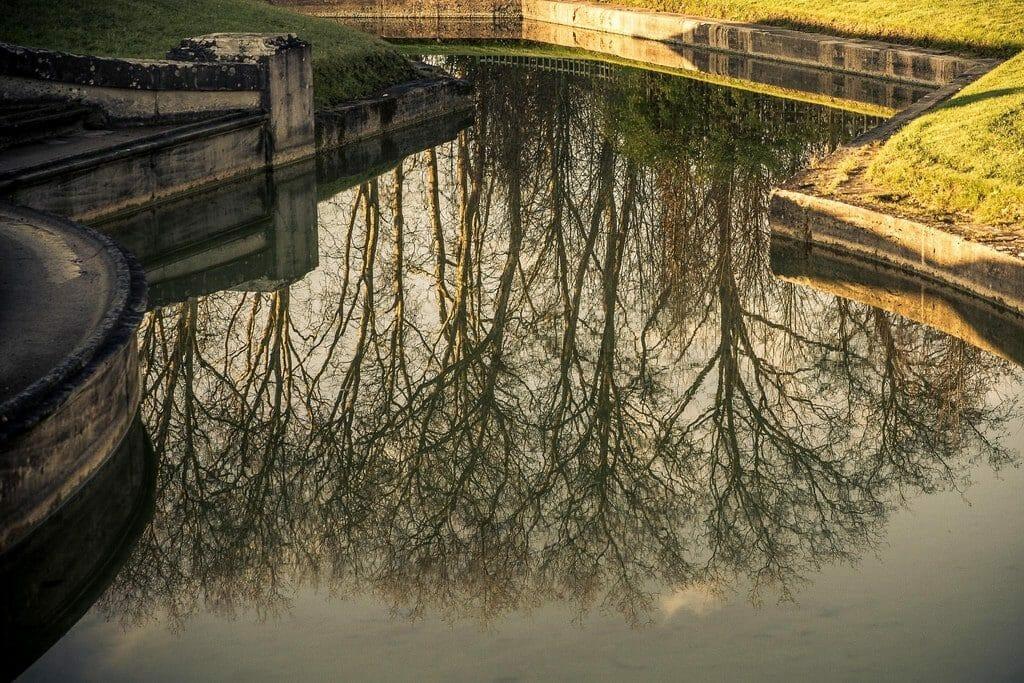 Visite du chateau de Versailles et le parc