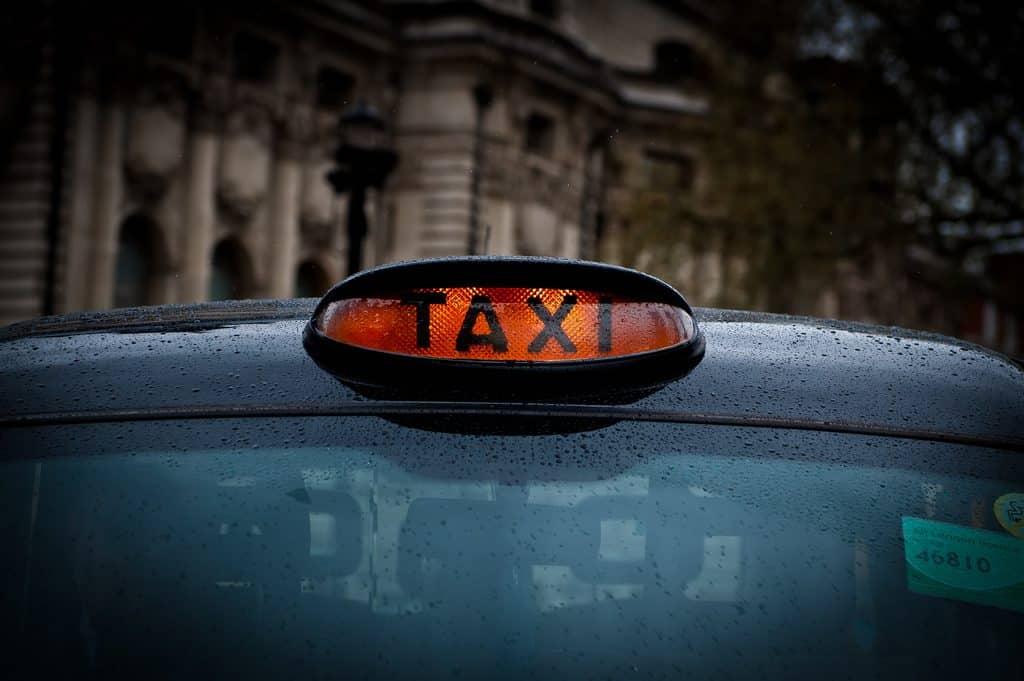 Visiter Londres en taxi