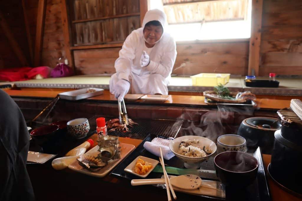 voyage au Japon Mikimoto Pearl Island
