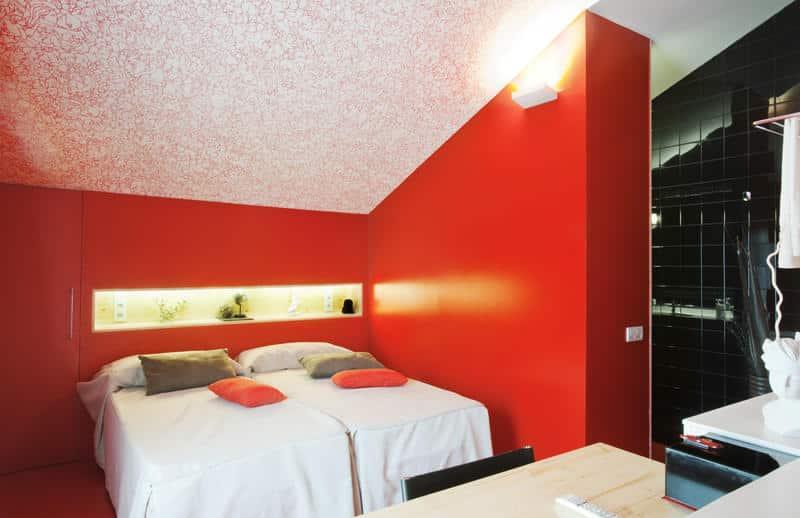 auberge jeunesse barcelone Amistat Beach Hostel