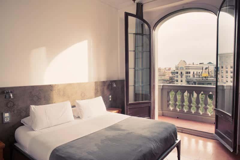 auberge jeunesse barcelone casa gracia hostel