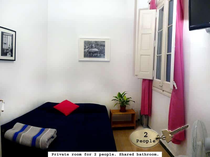 auberge jeunesse barcelone palace guesthouse