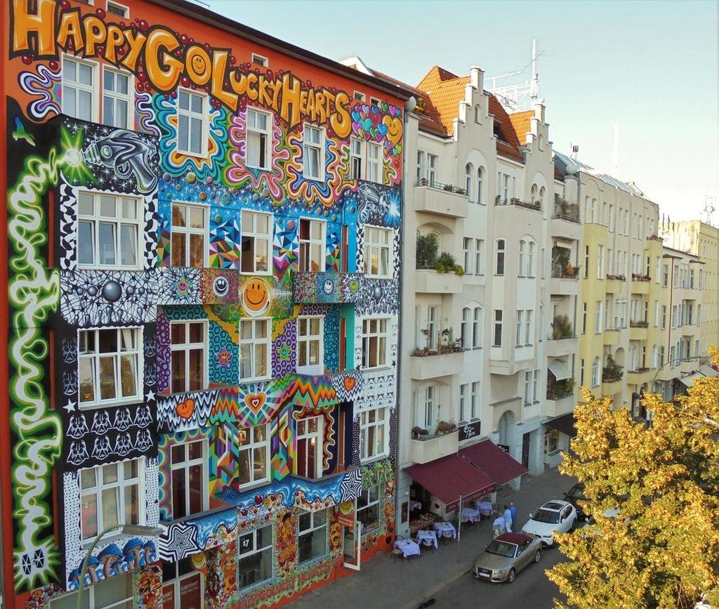 berlin happy go lucky hotel