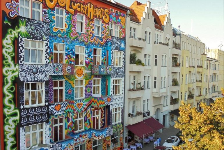 berlin happy go lucky hotel