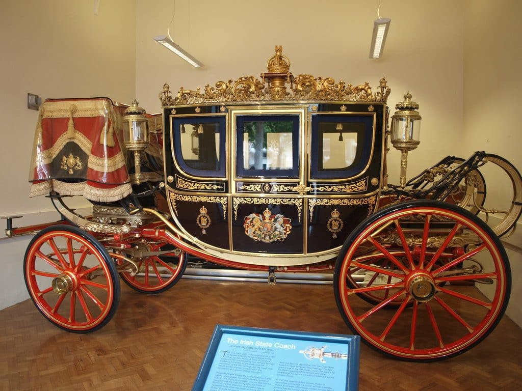 carrosse musee buckingham palace