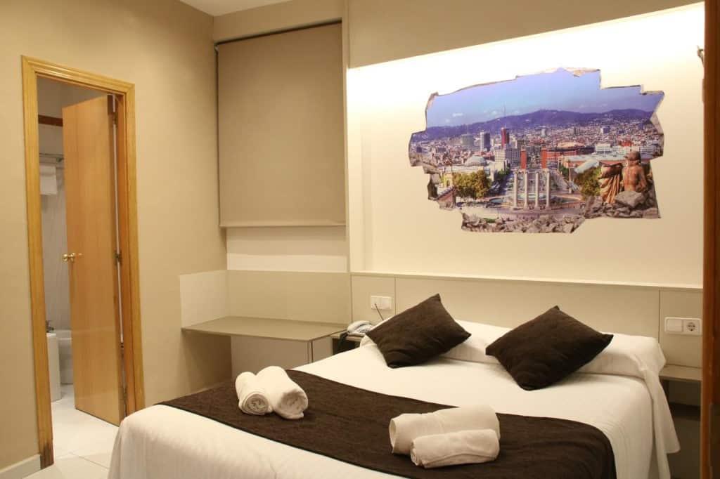 hotel travessera barcelone quartier gracia