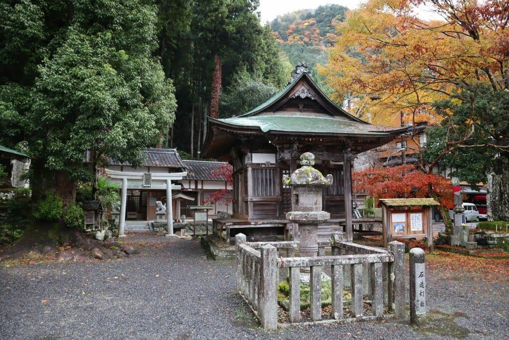 Voyage au Japon temple