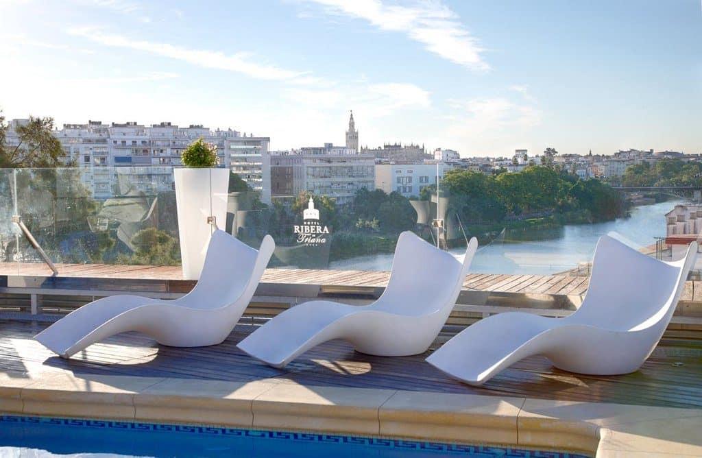 Mon choix confort dans le quartier de Triana à Séville