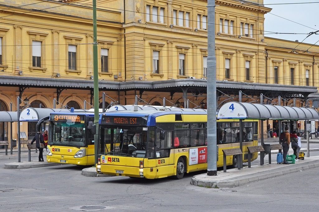Bus Italien