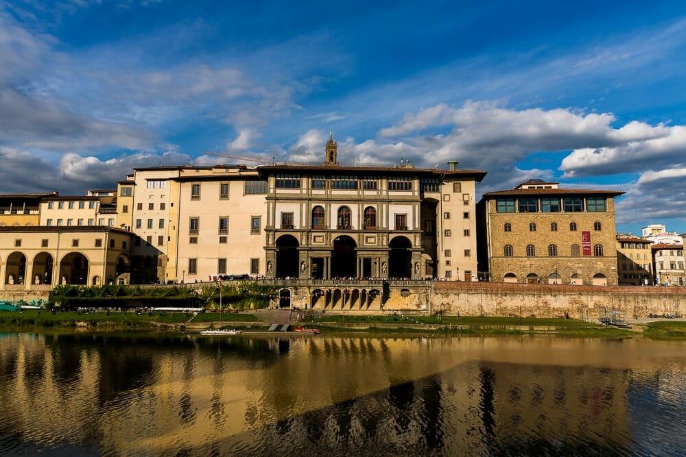 Florence Galerie offices vue exterieure