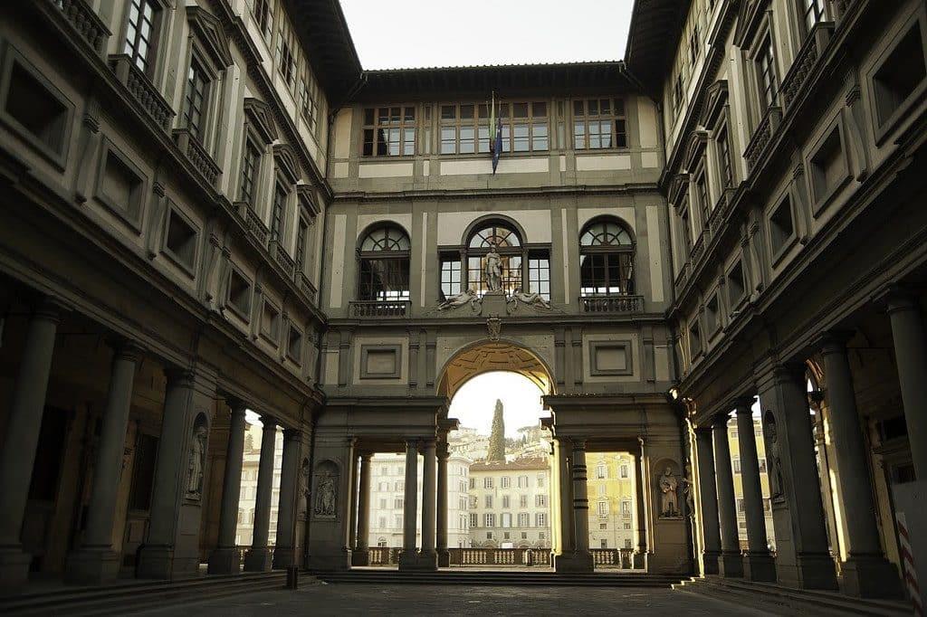 Visiter la galerie des offices de florence avec billet coupe file - Galerie des offices a florence ...