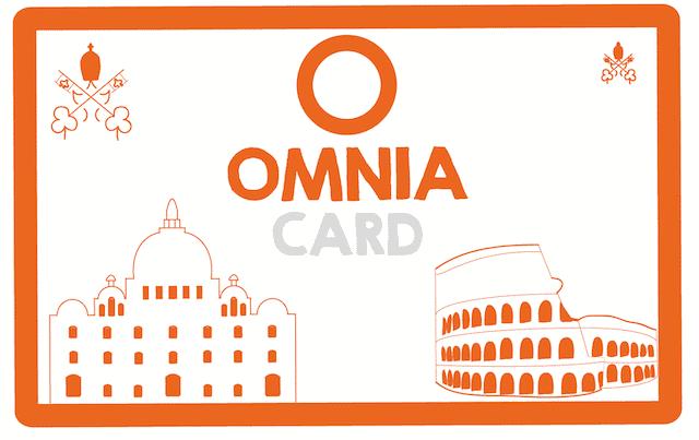 voyage à rome omnia card