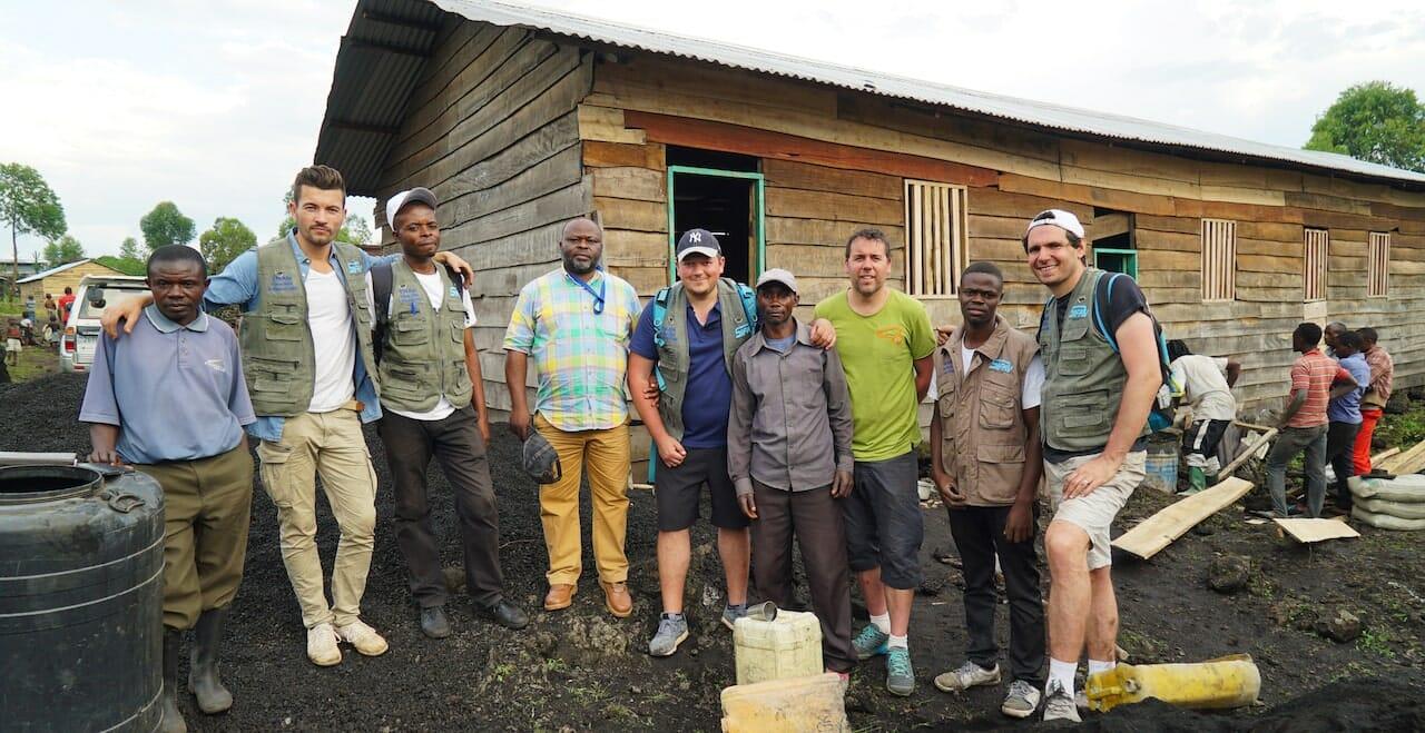 film collaboration construire ecole afrique