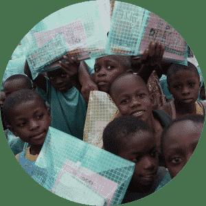 film vizeo dons kits scolaires