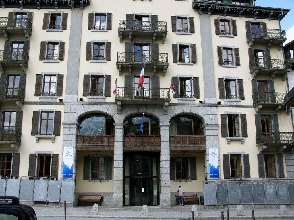 Hotel Chamonix