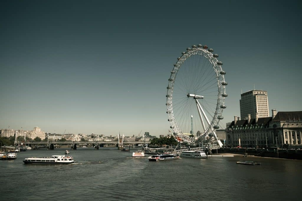 visiter London Eye Grande Roue