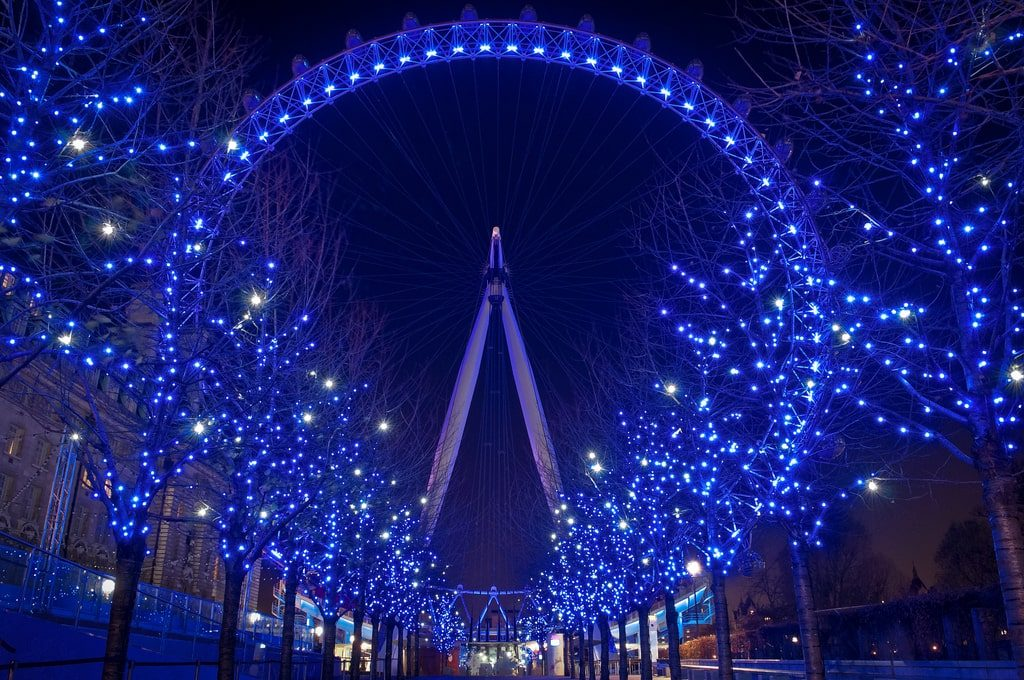 Noel London Eye