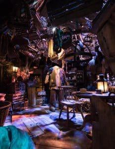 voyage londres warner studios harry potter