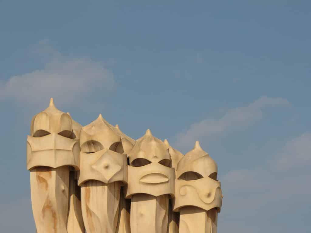 Visite Casa Mila Gaudi