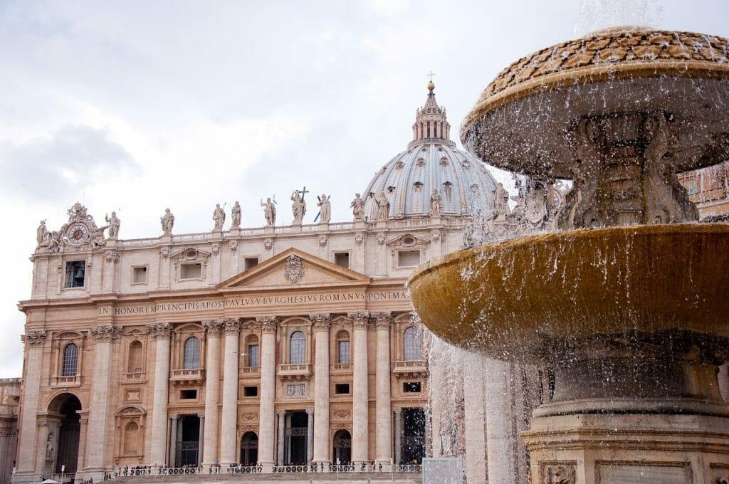 visiter basilique saint pierre rome vatican