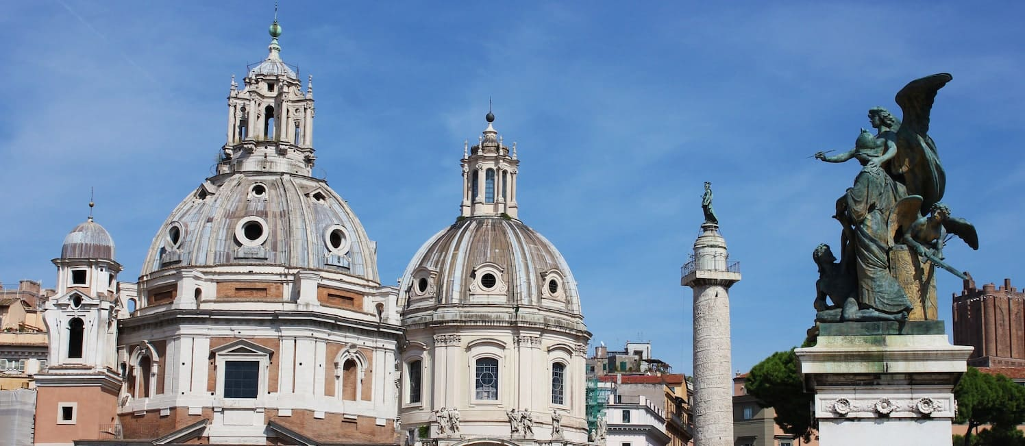 voyage a rome piazza venezia