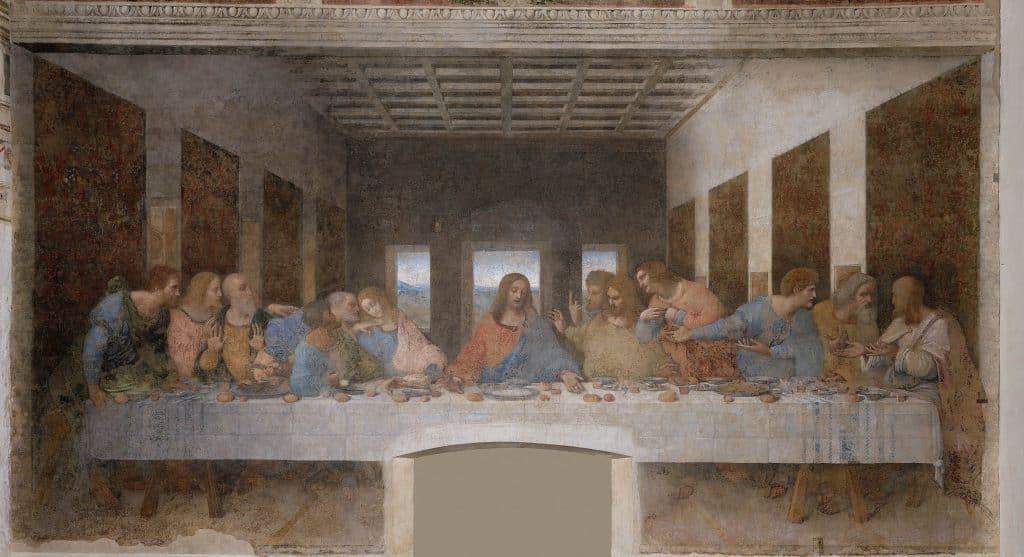 Cene Leonard de Vinci milan