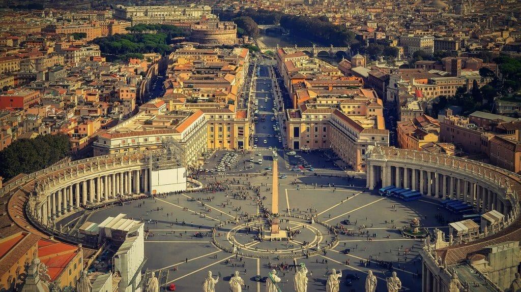 st pierre rome vatican