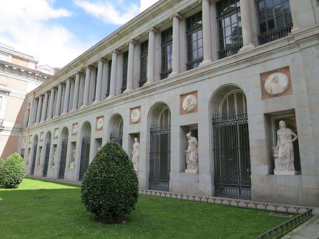billet musee Prado Madrid