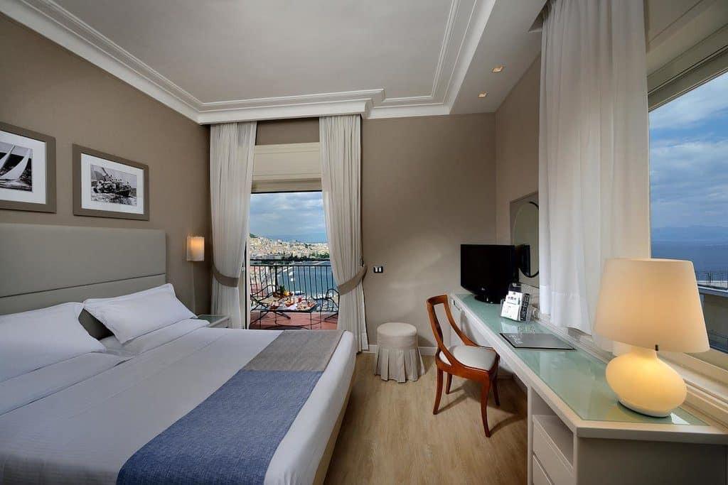 naples collection hotel paradiso dormir a naples