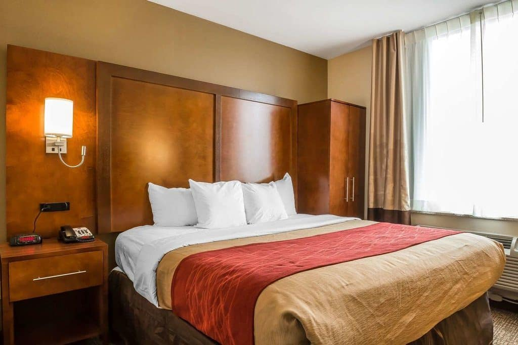 hotel new york staten island comfort inn