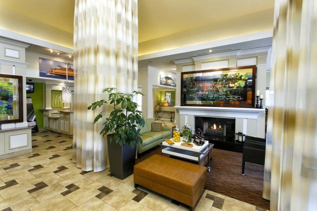 dormir a new york au staten island hilton garden inn