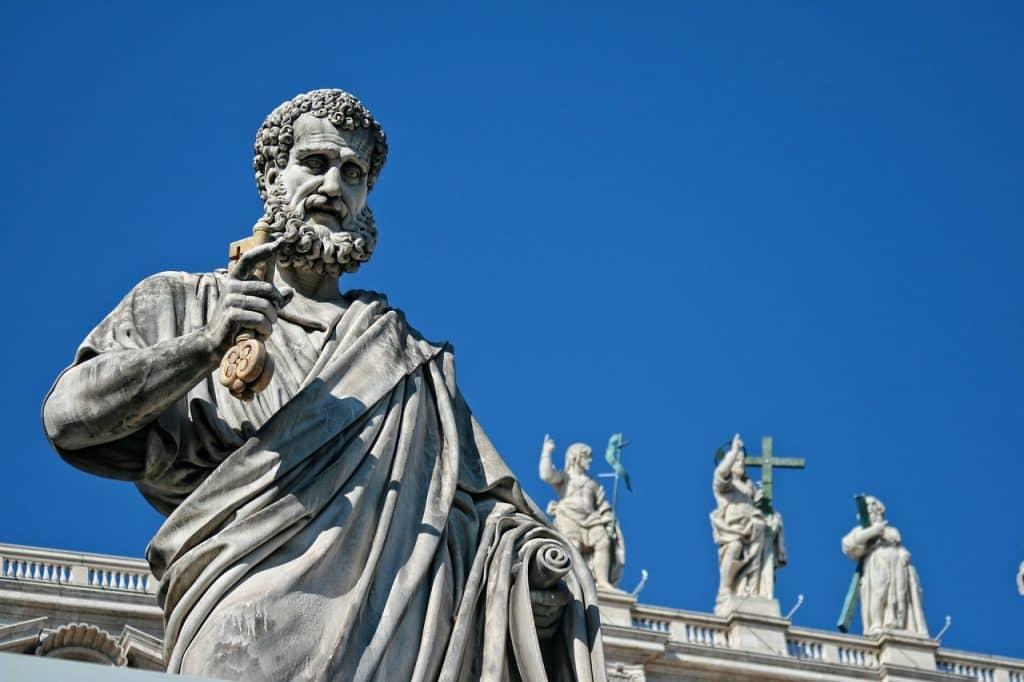 saint pierre rome vatican