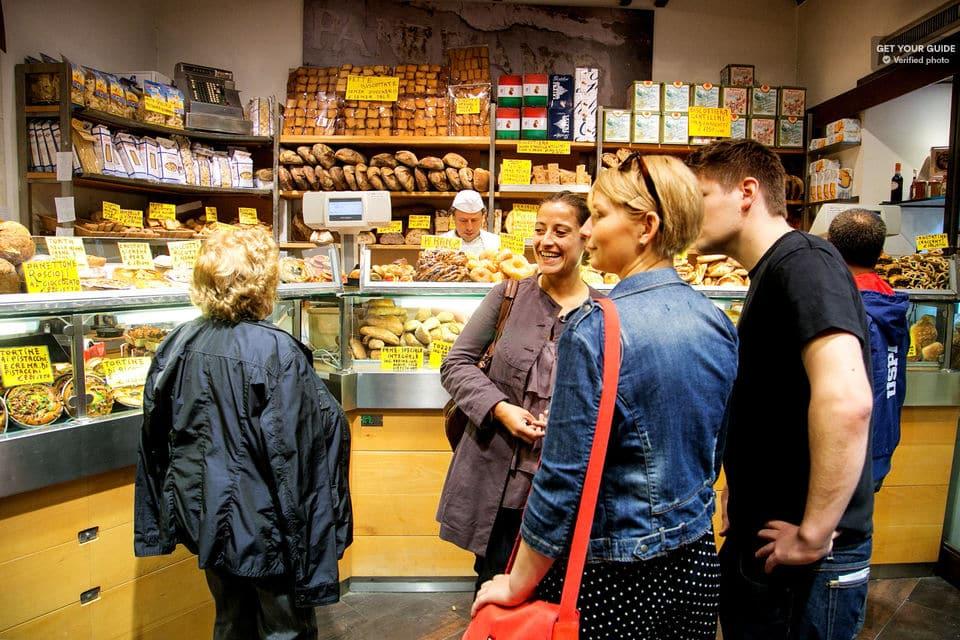 Visite guidee de rome gastronomique