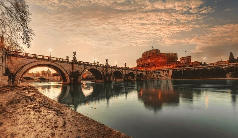voyage rome visite guidee
