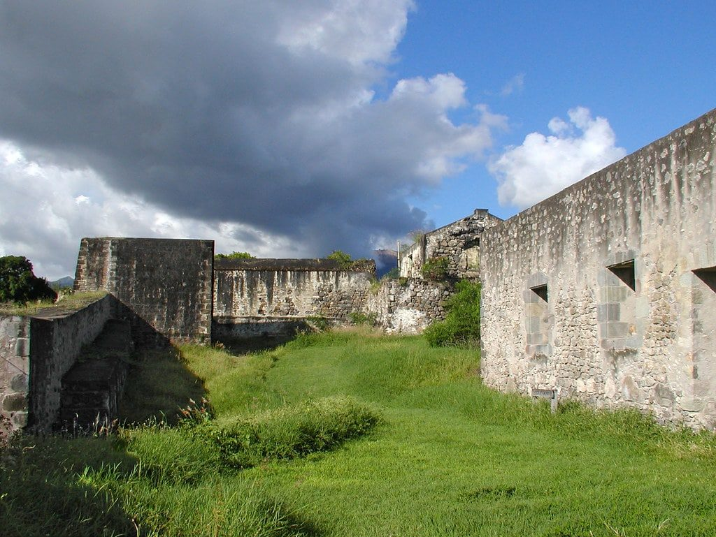 fort louis delgres guadeloupe