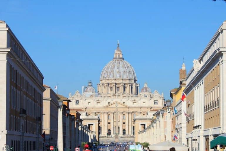 visiter la basilique saint pierre billet coupe file