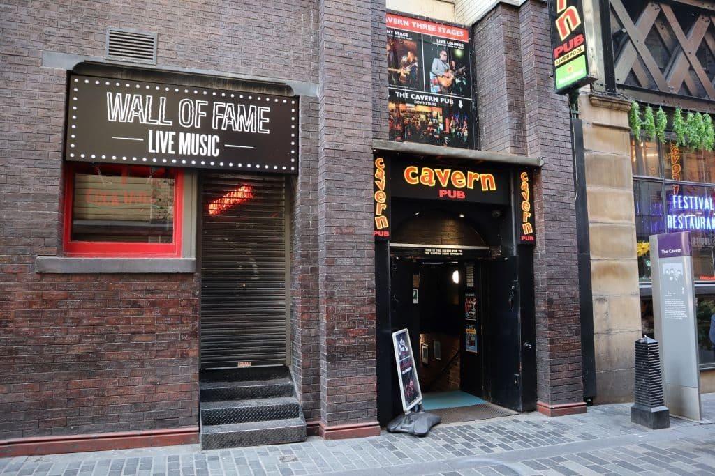 cavern club visiter liverpool