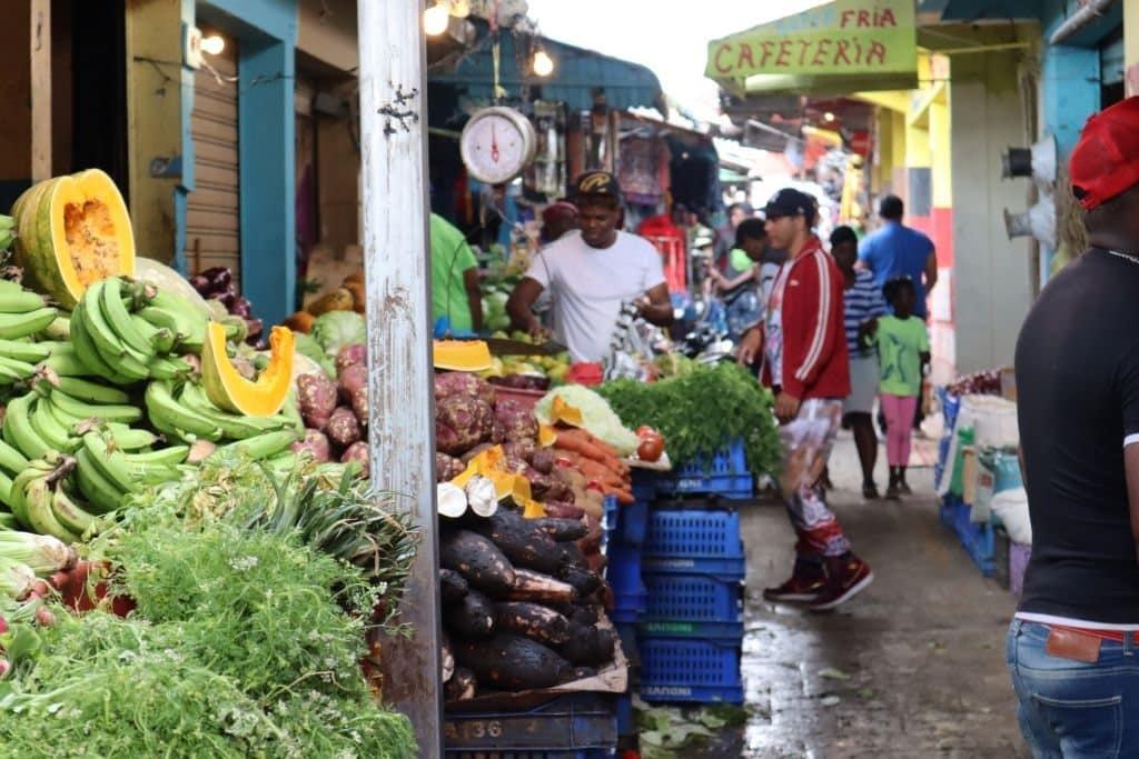 marche local higuey republique dominicaine