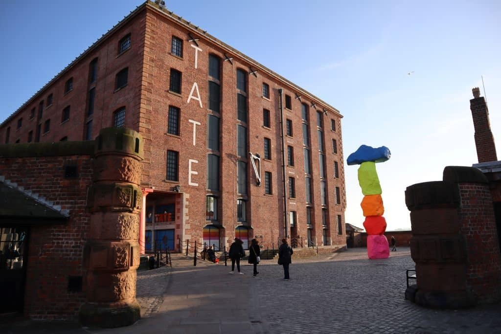 musee tate liverpool ville