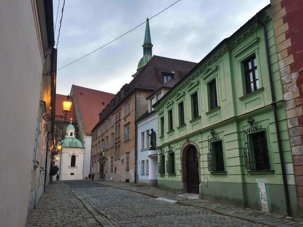 visiter bratislava centre historique