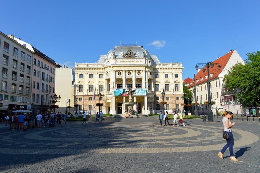 bratislava place theatre national