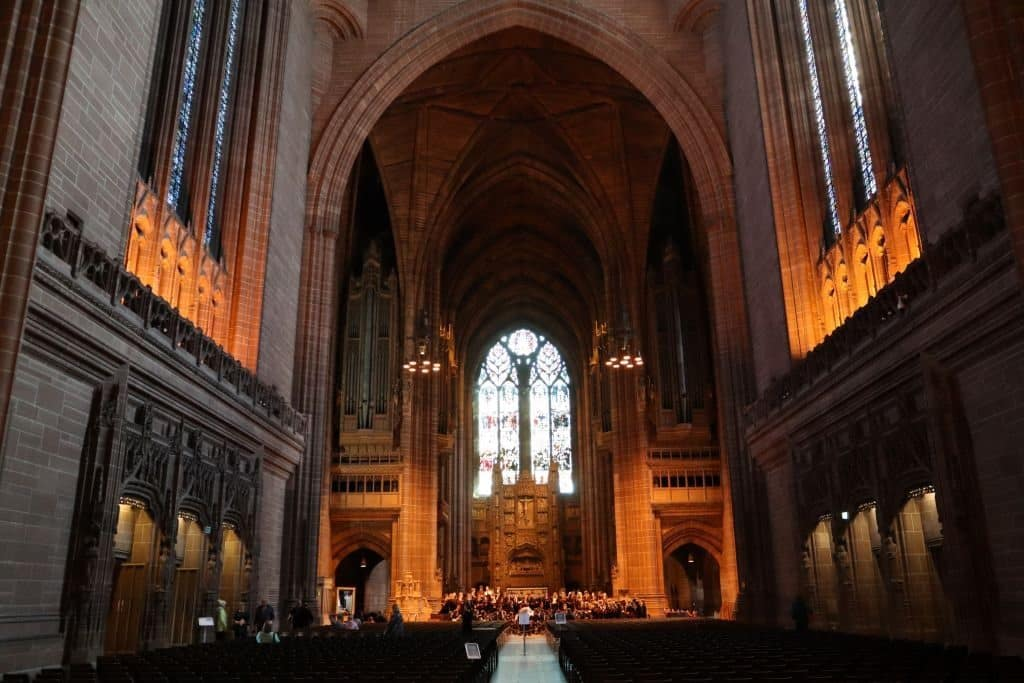 visite cathedrale liverpool ville