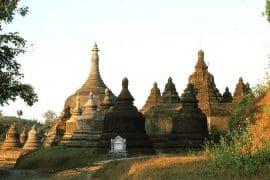 voyage myanmar mrauk u temples