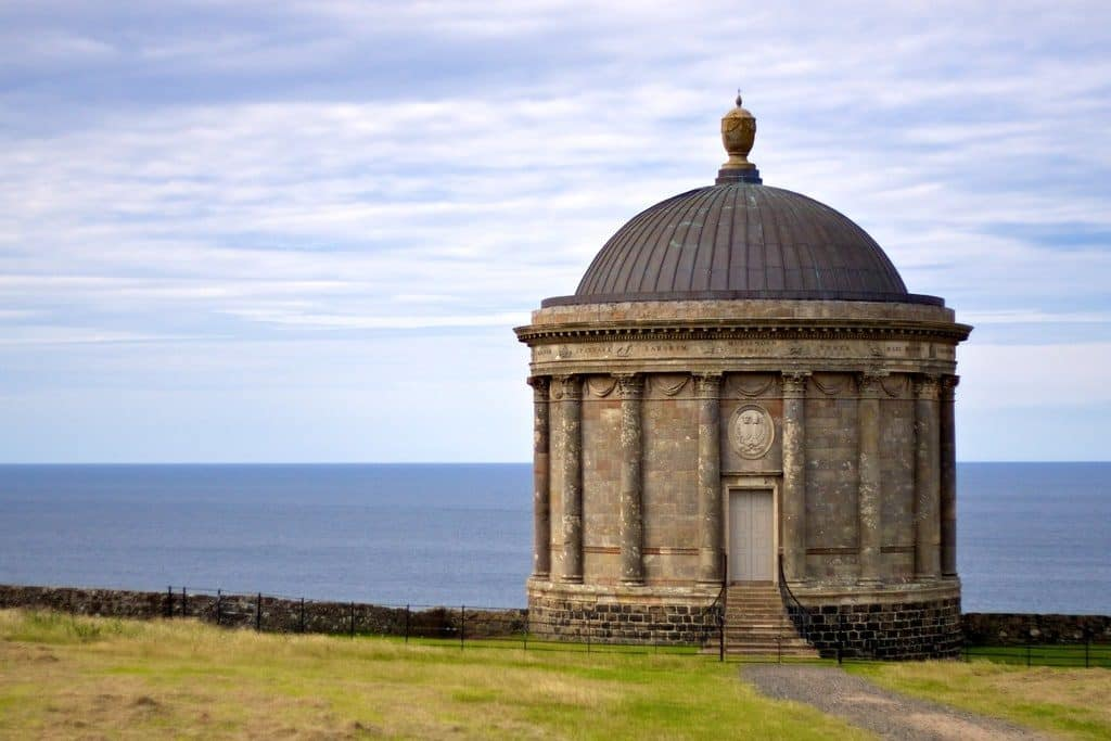 mussenden temple visite irlande nord game of thrones