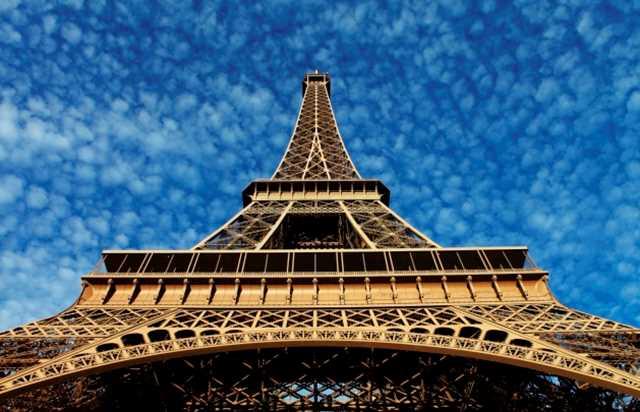 billet pour la Tour Eiffel