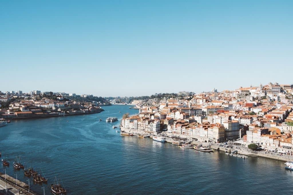visite porto portugal