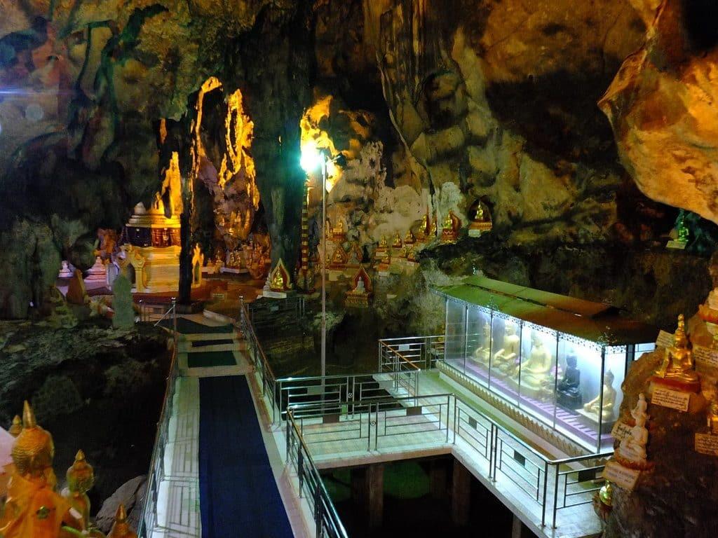 visiter birmanie cave pindaya