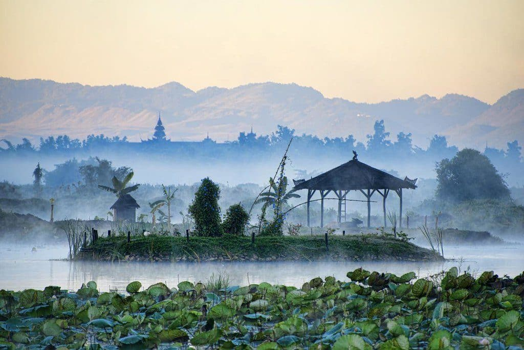 visiter myanmar beaute paysage
