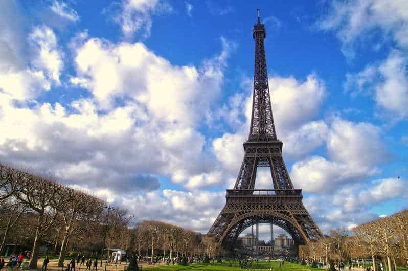 visiter la Tour Eiffel paris